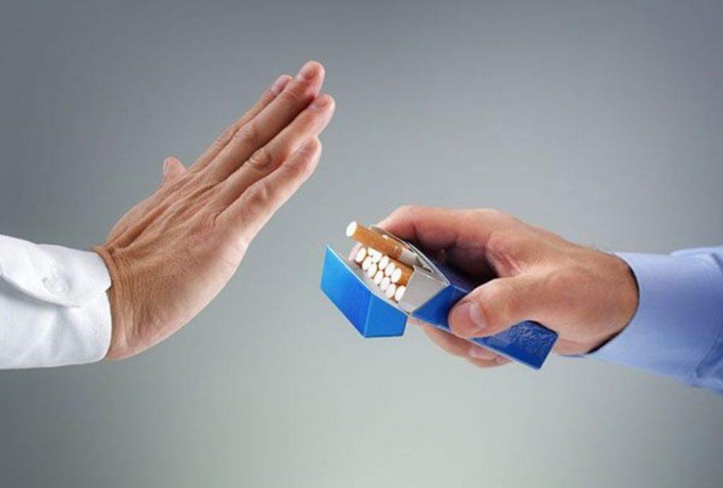 Không hút thuốc lá để bảo vệ sức khỏe
