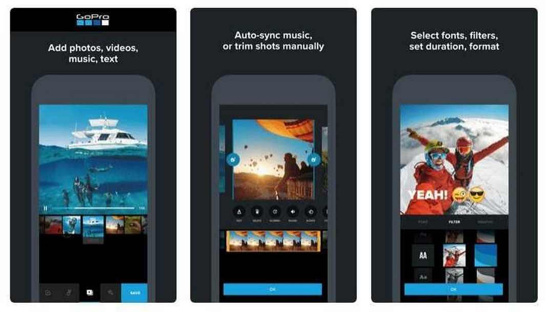 Những app edit video xịn sò không phải ai cũng biết