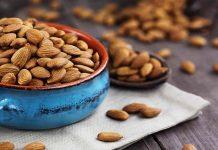 Hạnh nhân giúp ngăn ngừa tăng cân