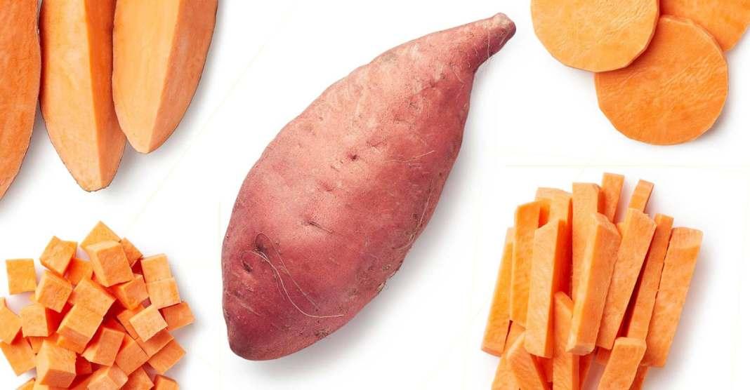 Giá trị dinh dưỡng của khoai lang