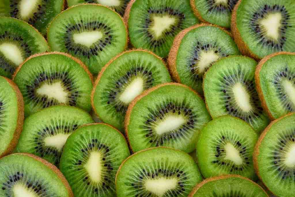 Ăn kiwi thường xuyên tốt cho sức khỏe