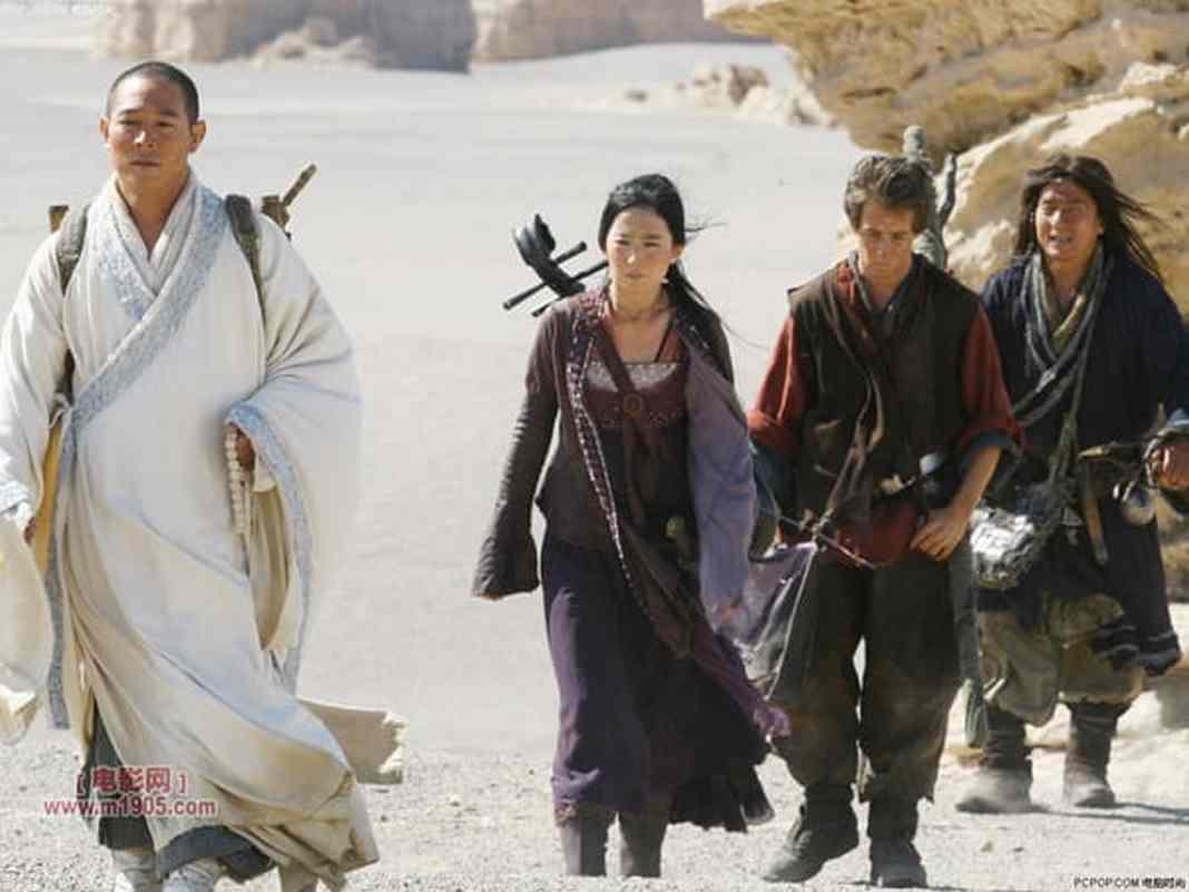 Phim Vua Kung fu