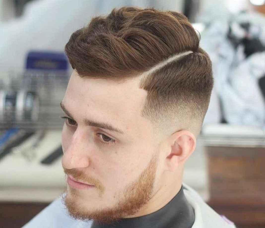 mẫu tóc nam đẹp