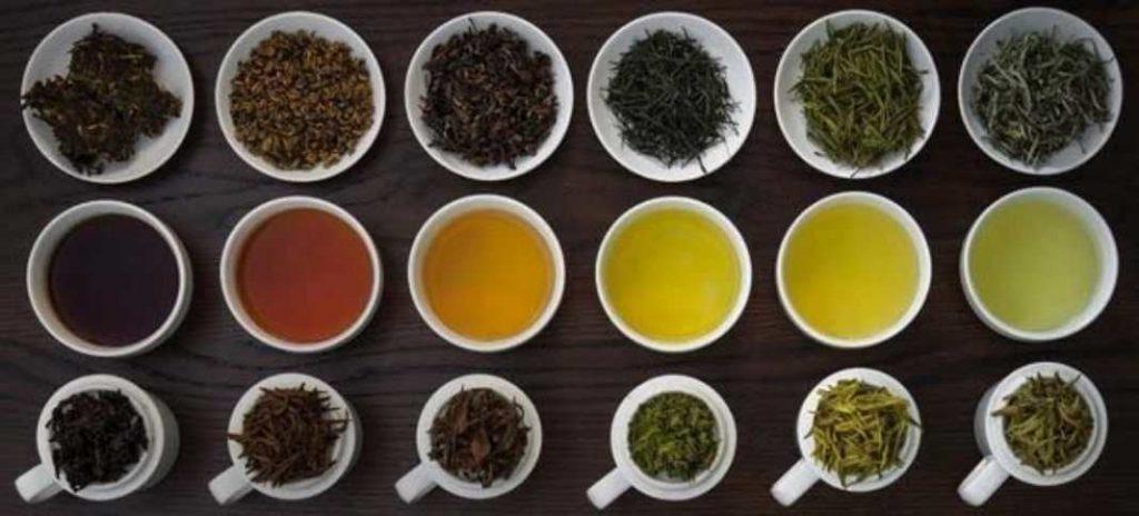 trà xanh