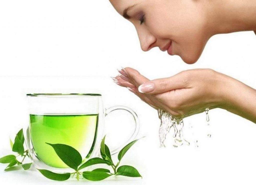 trà xanh và công dụng