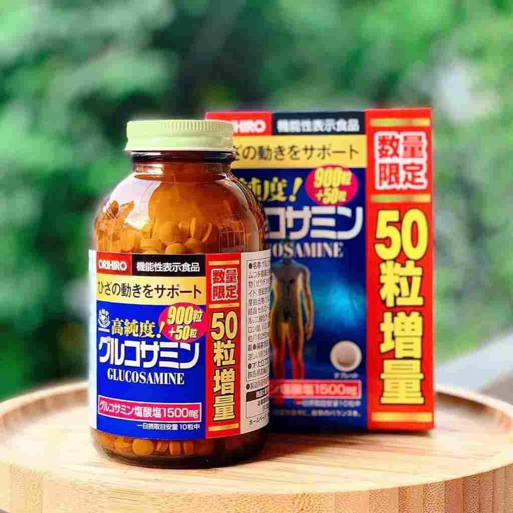 Viên uống Glucosamine Nhật Bản