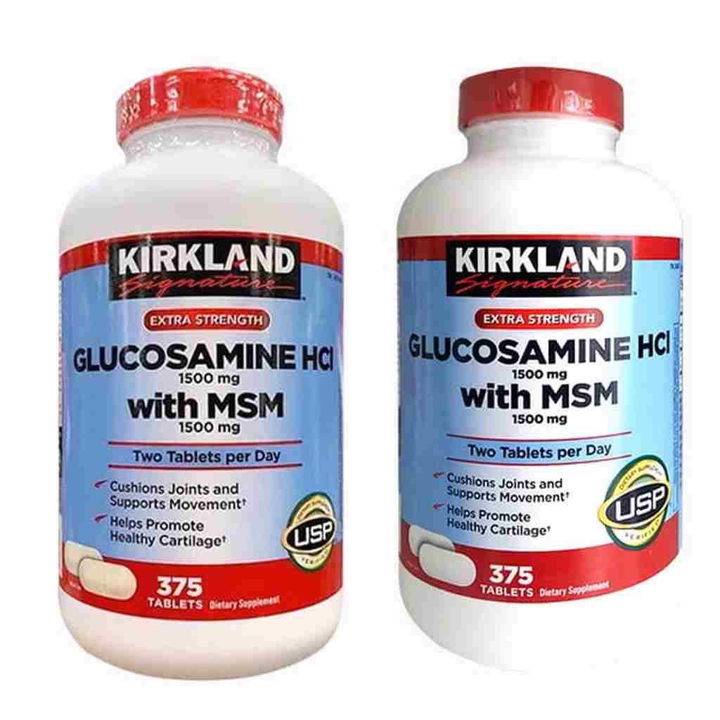 Thuốc Glucosamine HCI 1500mg