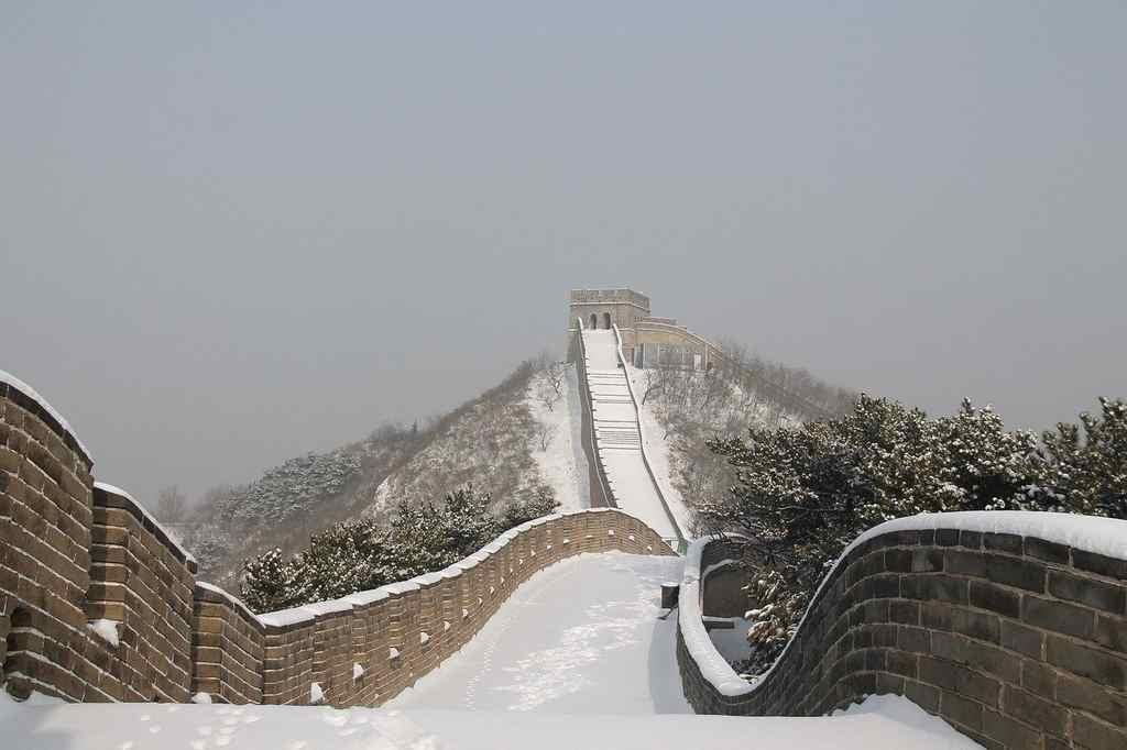 du lịch Trung Quốc không nên bỏ qua - Vạn Lý Trường Thành