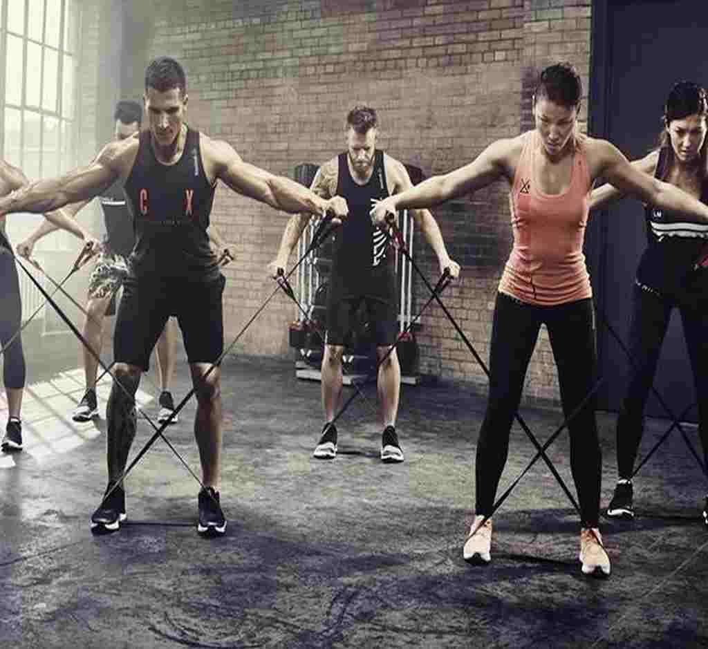 nhạc tập gym