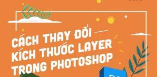 thay đổi kích thước ảnh trong photoshop