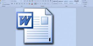 cách đánh số trang trong word