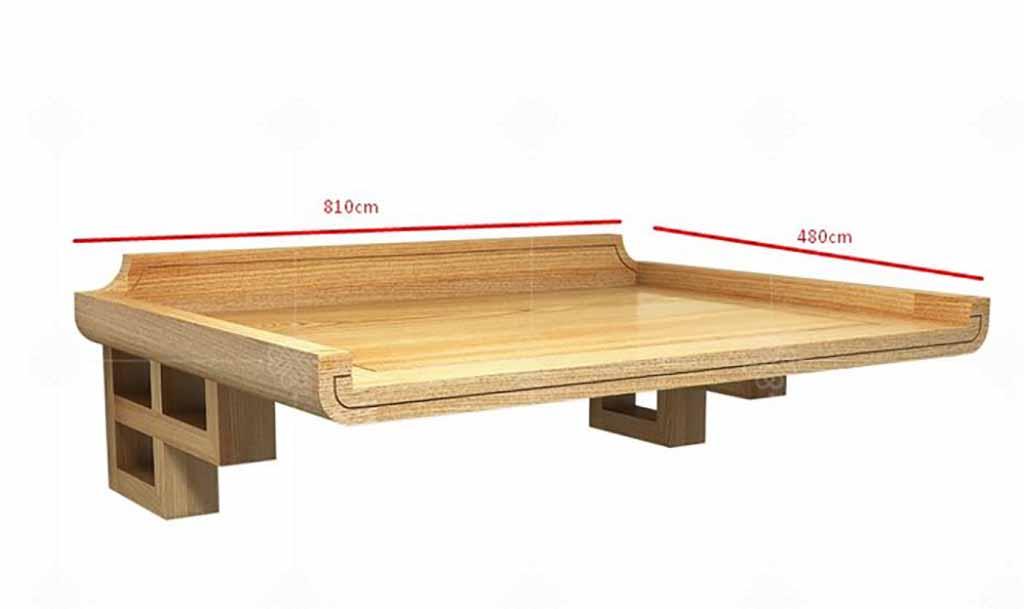 kích thước bàn thờ
