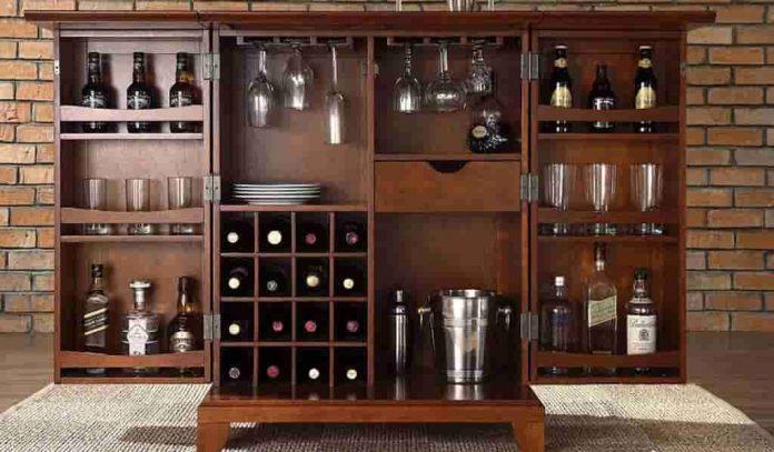 tủ rượu