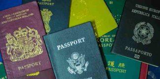 hộ chiếu tốt nhất