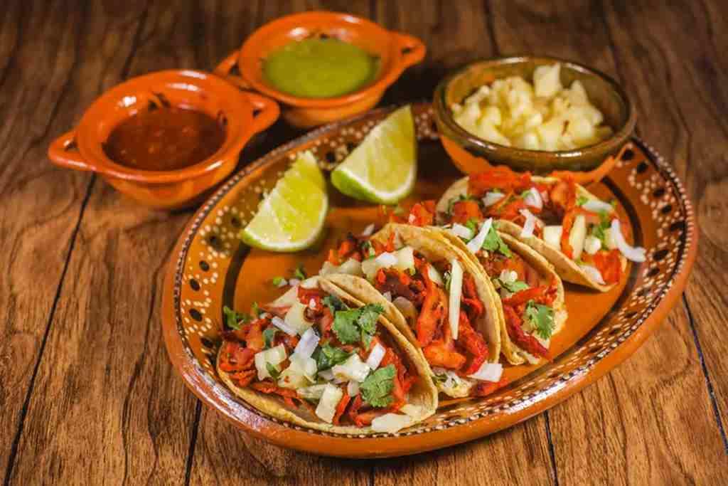 món ăn mexico