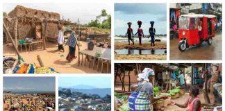 quốc gia nghèo nhất