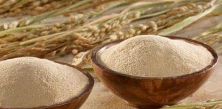 tự làm cám gạo tại nhà