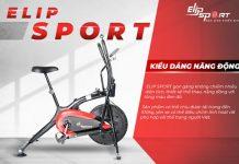 các loại xe đạp tập thể dục