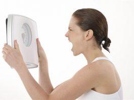 khó giảm cân