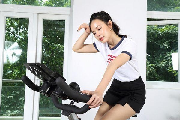 xe đạp tập thể thao tại nhà