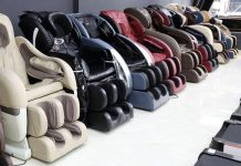 bán ghế massage đã qua sử dụng