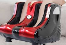 giá ghế massage chân