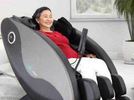 ghế massage chân giá rẻ