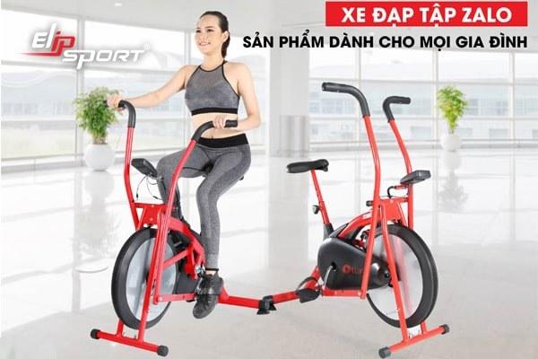 mua xe đạp tập thể dục loại nào tốt