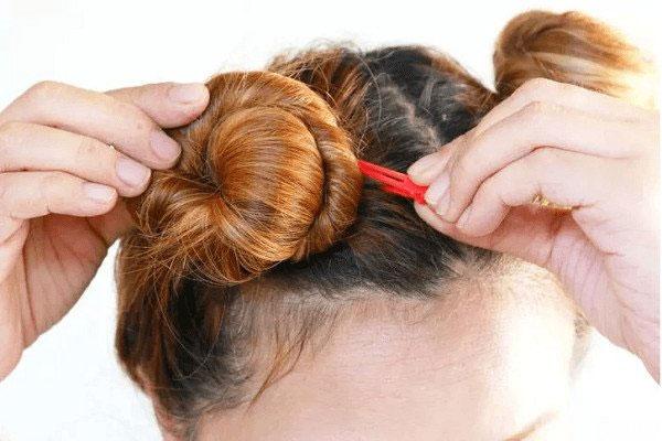 làm tóc xoăn không cần nhiệt