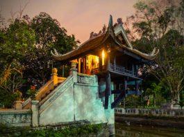 ngôi chùa có kiến trúc độc đáo nhất châu á