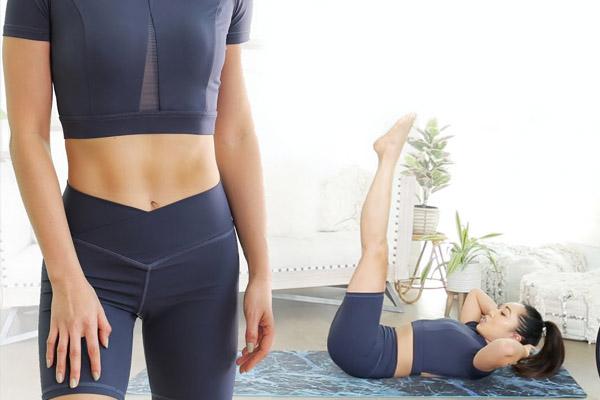 Cốt lõi là phần được chú trọng nhất trong Pilates