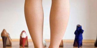 cách làm cho bắp chân nhỏ gọn