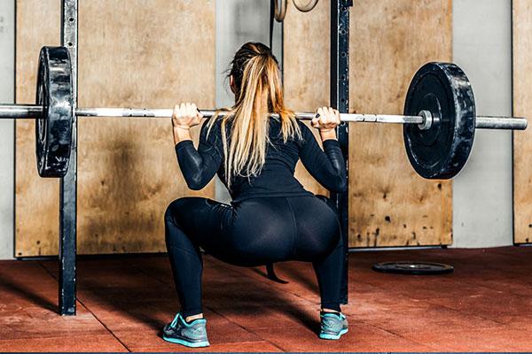 chế độ tập gym giảm cân