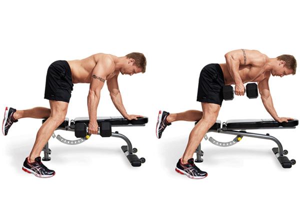 Ghế tập gym
