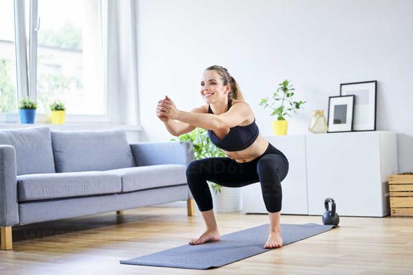Thảm tập thể dục tại nhà
