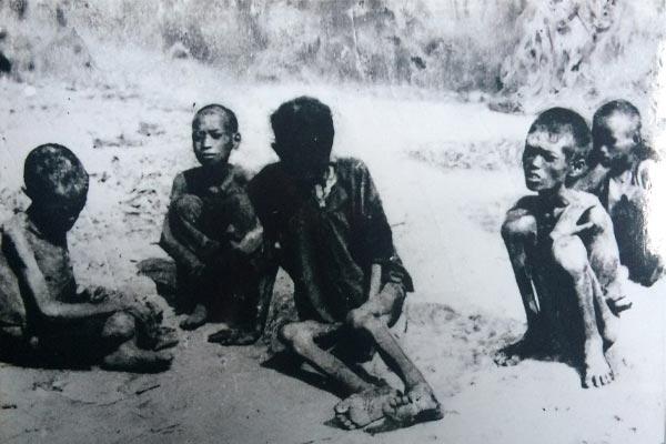 nạn đói năm 1945