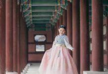 các kiểu tóc mặc hanbok