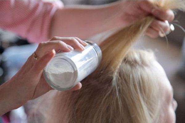 chữa cháy tóc bết