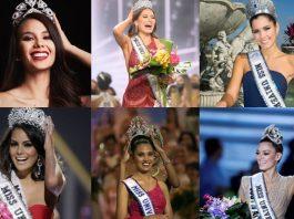 hoa hậu hoàn vũ và hoa hậu thế giới