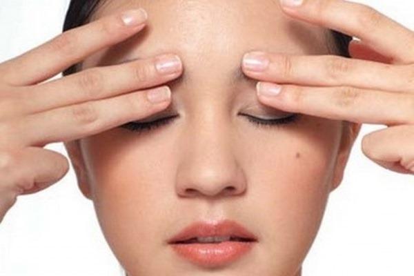 Cách massage bấm huyệt