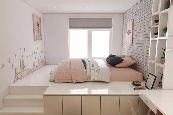 bố trí phòng ngủ đẹp